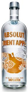 Absolut Vodka Orient Apple 1.00l
